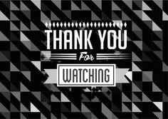thank you for watching #font #old #africa #design #graphic #black #south #typo #typography