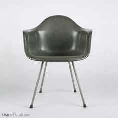 Product Design: Eames Chairs #design #minimalism #retro #product design #grey #chair #60s #eames #seat