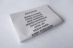 Bracket Vol. 03: Education | Swiss Legacy #clean #print #magazine #typography