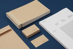 David Ryle by S-T #graphic #design #print #stationary