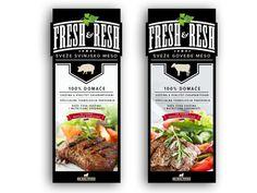 Big Bull Foods | Meat Packaging design proposals on Behance
