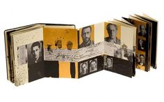 Juan Rayos - Great Purge Moleskine #purge #rayos #juan #design #moleskine #notebook #collage