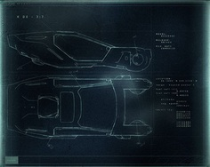 Blade Runner 2049 Screen Graphics on Behance