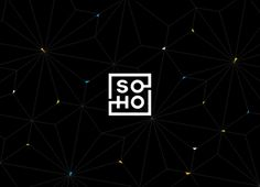 Soho logo design