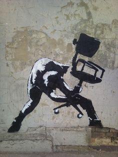 Office #stencil