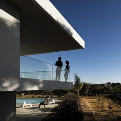 Beautiful Portuguese House Balances Indoor and Outdoor Spaces 17