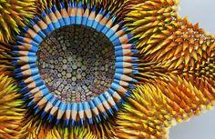 WANKEN - The Blog of Shelby White» Amazing Pencil Sculptures by Jennifer Maestre #sculpture #maestre #jennifer #art #pencil