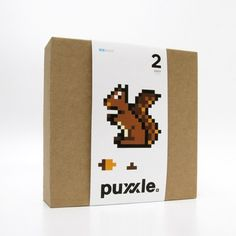 puxxle — Squirrel #puxxle #yoyo #puzzle #squirrel #pixel #gaming #art