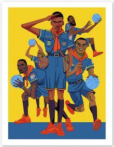 freedarkostore — Thunder Print #print #poster