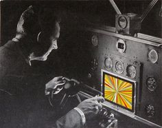 Dan Bina, Color TV #bina #color #dan #vintage #art #collage
