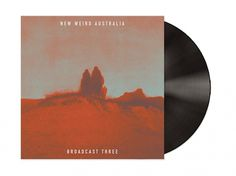 NWA B003 - Ryan Stannage #album #design #graphic #cover #music #typography