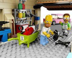 Lego Simpsons Set8