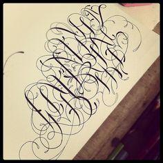 Statigram – Instagram webviewer #supakitch #flourish #lettering