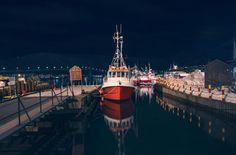 Norway Trip Photograps by Fabio Tridenti #norway #landscape #night #ship #winter