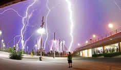The Fury of Zeus Unleashed #lighting