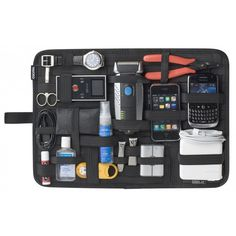 Organize your everyday items with this modular organizer. #modern #lifestyle #design #product #organizer #industrial #style