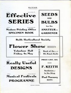 Daily Type Specimen #type #specimen #typography