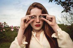 Portrait Photography by Tania Innocenti