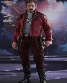 Star Lord Cosplay Leather Jacket (2)