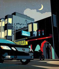 Lexus Saphire
