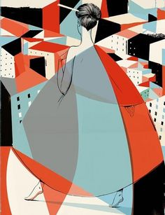 Pietari Posti Illustration Art Design Pretty Pictures #poster #illustration #art #fashion