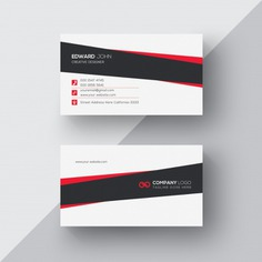 White business card with black and red details Free Psd. See more inspiration related to Business card, Mockup, Business, Card, Texture, Template, Paper, Red, Black, Web, Presentation, Website, White, Mock up, Paper texture, Psd, Templates, Website template, Mockups, Up, Close, Web template, Glossy, Realistic, Real, Foil, Web templates, Mock-up, Details, Mock ups, Mock, Left, Psd mockup, Close up, Ups and Coated on Freepik.