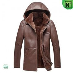 Shearling Jackets for Men CW878207 #jackets #shearling #men