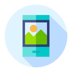 See more icon inspiration related to touch screen, electronics, electronic, ipad, tablet, technology and apple on Flaticon.