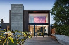 South Yarra Residence by Nixon Tulloch Fortey #architecture