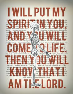 holy spirit project//003 #skeleton #red #rgb #ezekiel #graphic #anatomy #jesus #poster #bible #spirit #bones #holy