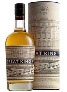 The Artist's Blend #packaging #design #scotch