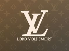 LV #harry #lord #potter #logo #voldemort