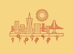 Tiny SF #illustration