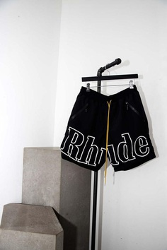 Patron of the New Rhude new york fashion week nyfw womens mens wear 2018 Pop-Up NYC september 12 collaboration drop release date