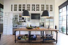 dutch-henry-chafen-napa-2014-habituallychic-001 #kitchen #closets #stair