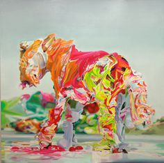 Jesus Angel Bordetas | PICDIT #color #paint #colour #painting #art #animal