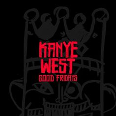 G.O.O.D Fridays on the Behance Network #kanye #illustration