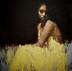 Mark Demsteader #dark #painting