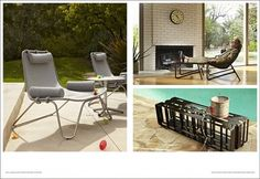2011 Blu Dot Catalog - Page 28-29 #design #furniture #catalog #fireplace #bludot