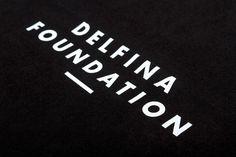 Spin — Delfina Foundation #identity #logi