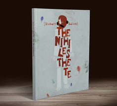 """The Nihilesthete"" on Behance"