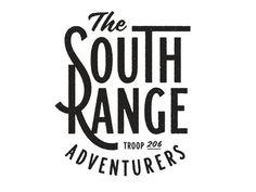 The South Range Adventurers #logo #branding