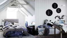Glen Proebstel via www.mr cup.com #interior #design #house #bedroom