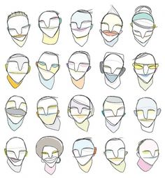 "MARIE MAINGUY âž"" Illustrations - #mainguy #illustration #faces #marie"