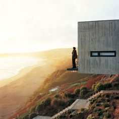 Dezeen » Blog Archive » Casa 11 Mujeres by Mathias Klotz