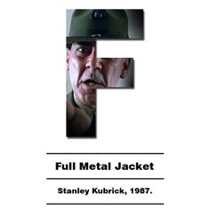 Full Metal Jacket, Stanley Kubrick (1987.) #moviebeticallist #cultmovies #warmovies #antiwar #movies #fullmetaljacket #stanleykubrick