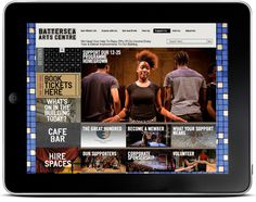 Battersea Arts Centre https://www.bac.org.uk/ #culture #web #art