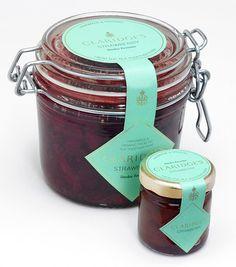 clar2 #packaging #jar #sticker #bakery