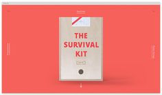 #15Â agency survival kits