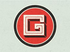 Dribbble - G is for Graham by Zach Graham #zach #dribbble #graham